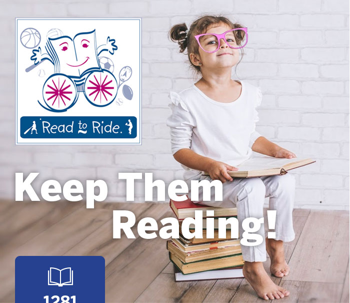 Read to Ride: Keep them Reading!