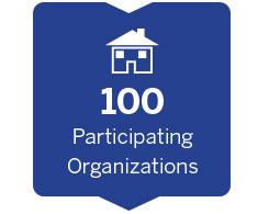100 ParticipatingOrganizations