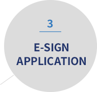3 - e-sign application